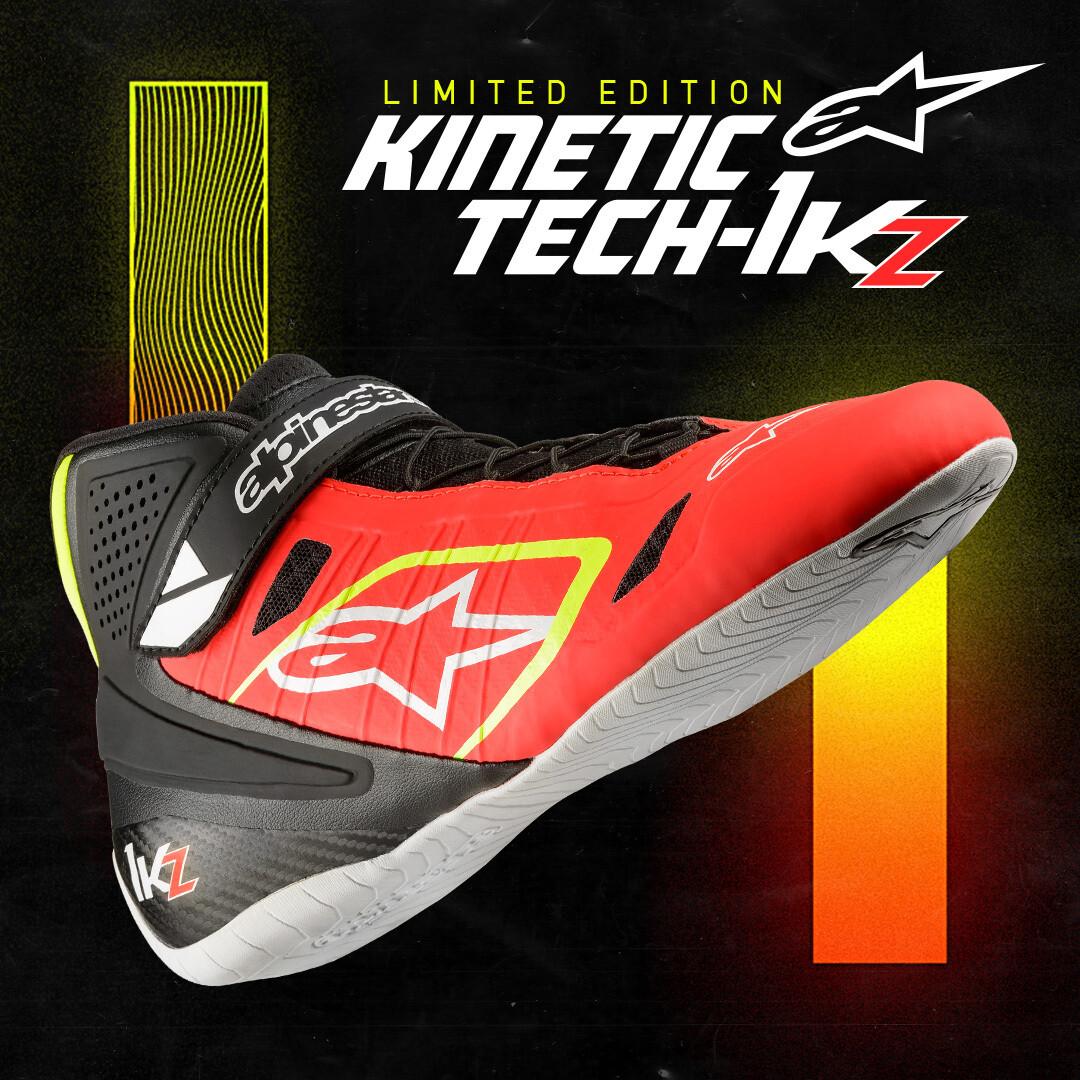 Scarpe Alpinestars Tech-1 KZ Kinetic