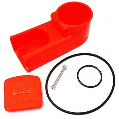 Cover filtro d'aspirazione LKE K3 FIA