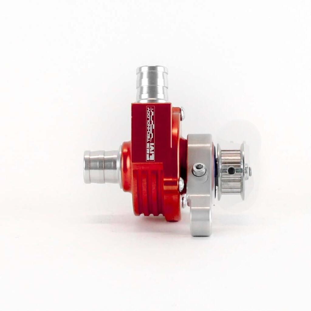 Pompa acqua EM Technology dentata HTD Rossa