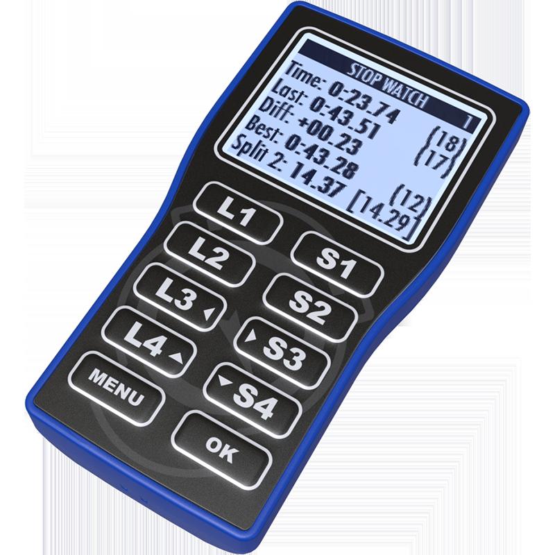 Cronometro Unistop V2 Blu