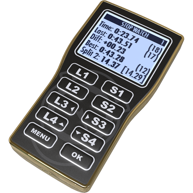 Cronometro Unistop V2 Oro