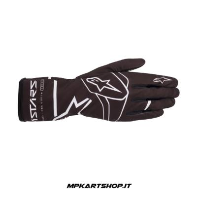 Alpinestars Tech-1 K Race V2 SOLID Black gloves