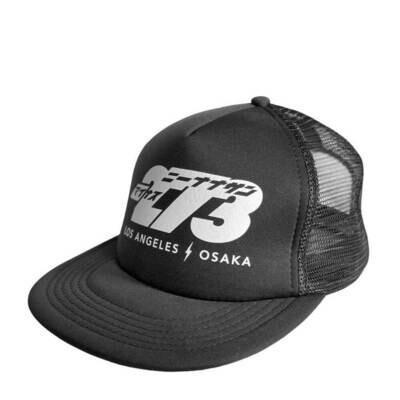 Cappellino Minus 273 Osaka Mesh Trucker Bianco