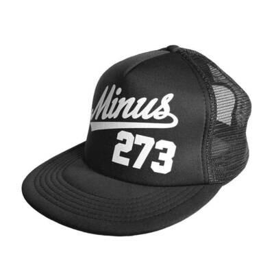 Cappellino Minus 273 LA Mesh Trucker Bianco