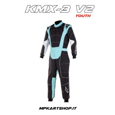 Tuta Alpinestars KMX-3 V2 BIMBO