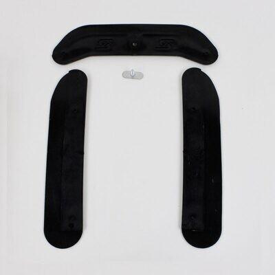 Kit protezione telaio New-Line Nero