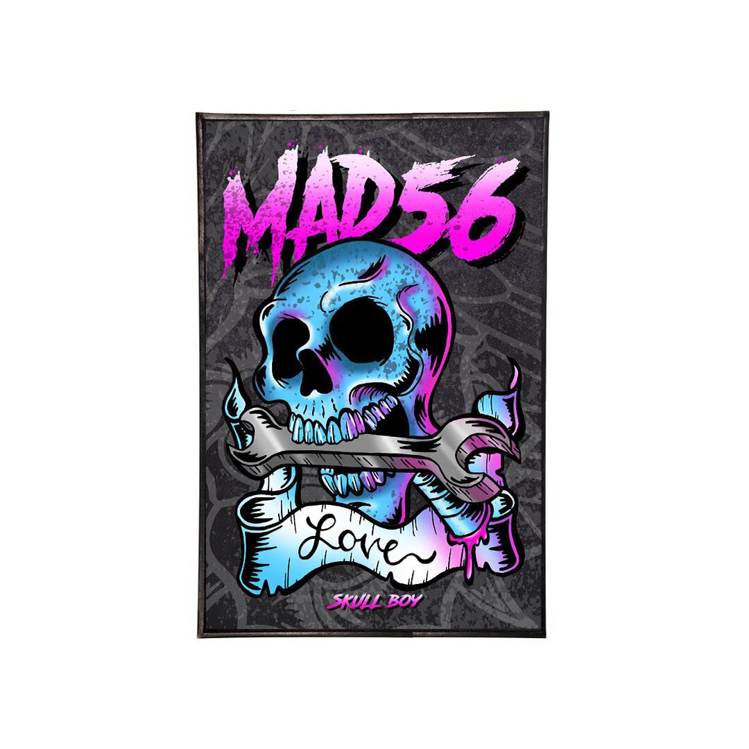 Skull Mad56 mat