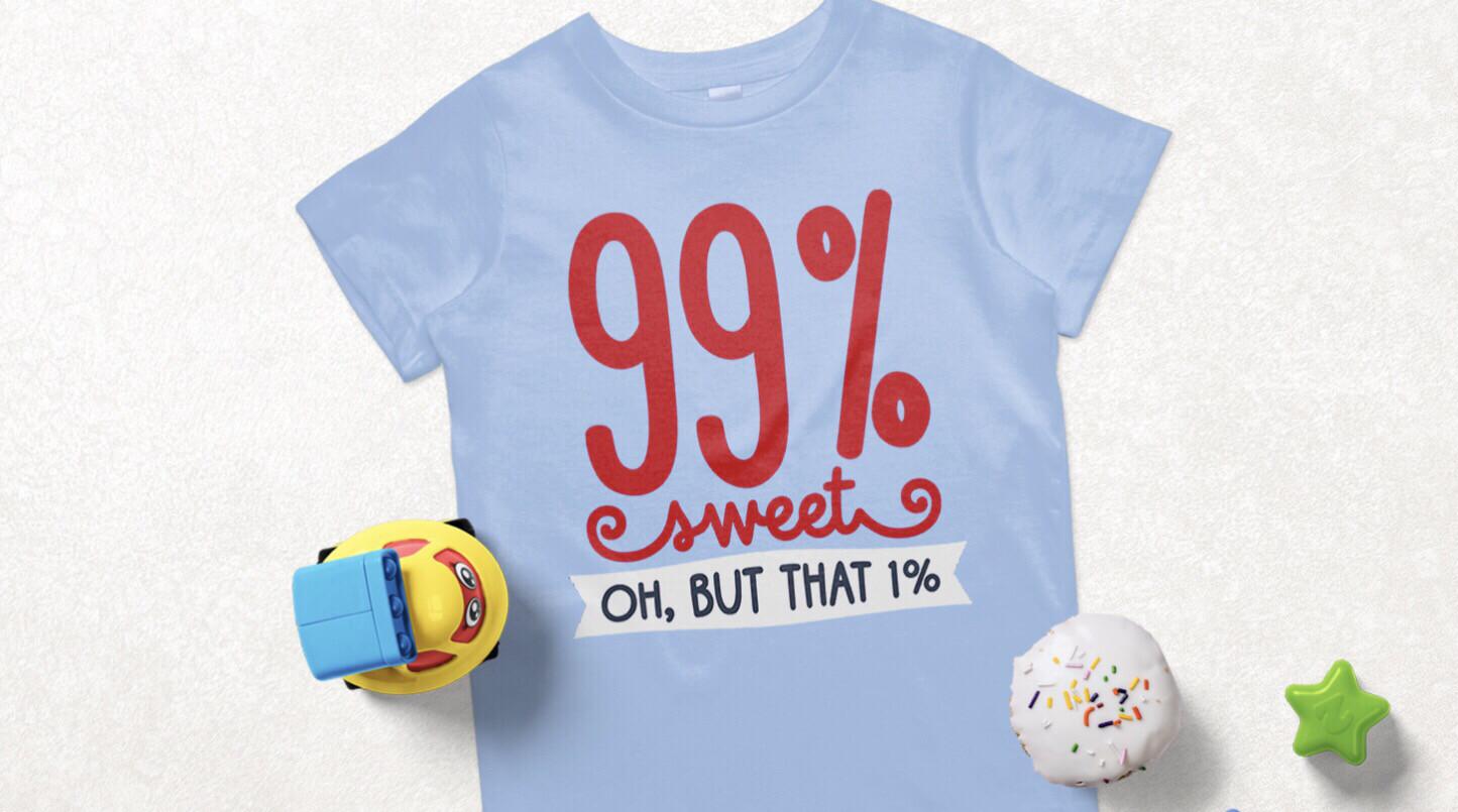 99% Sweet