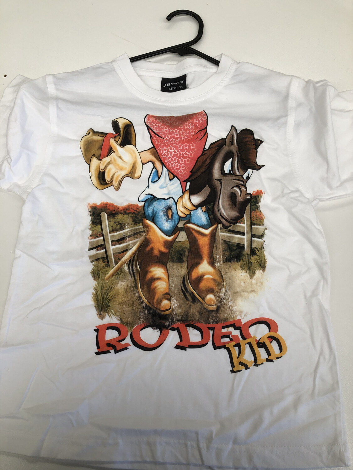 Size 8 Rodeo Kid
