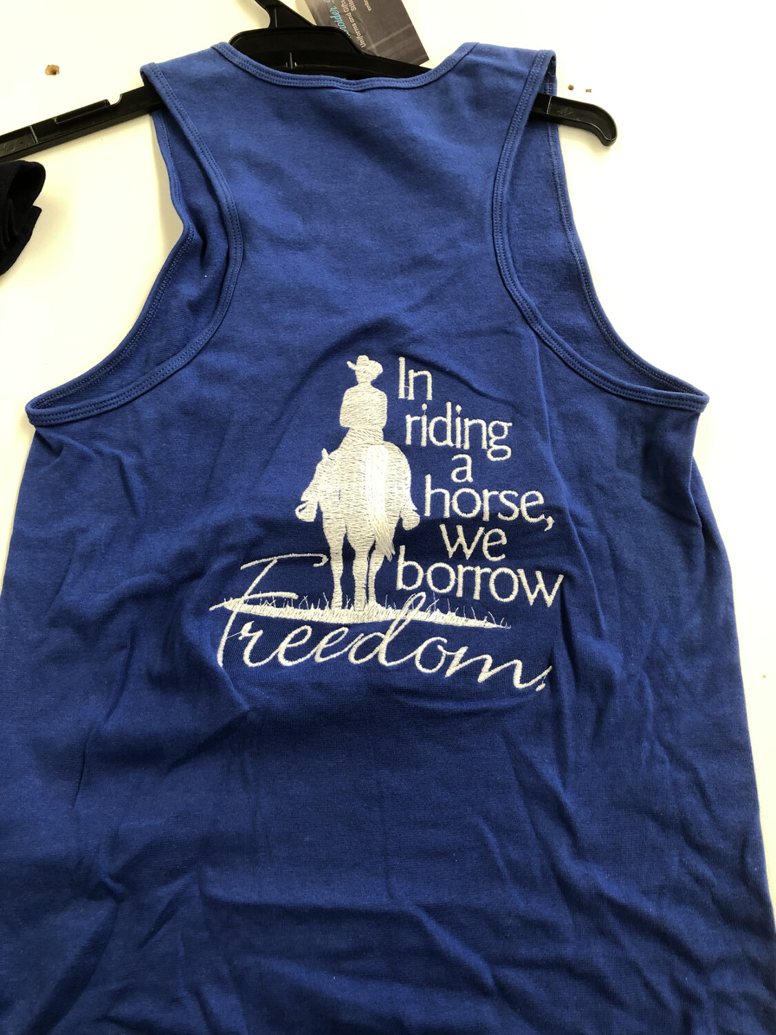 Ladies Size 18 Singlet Freedom