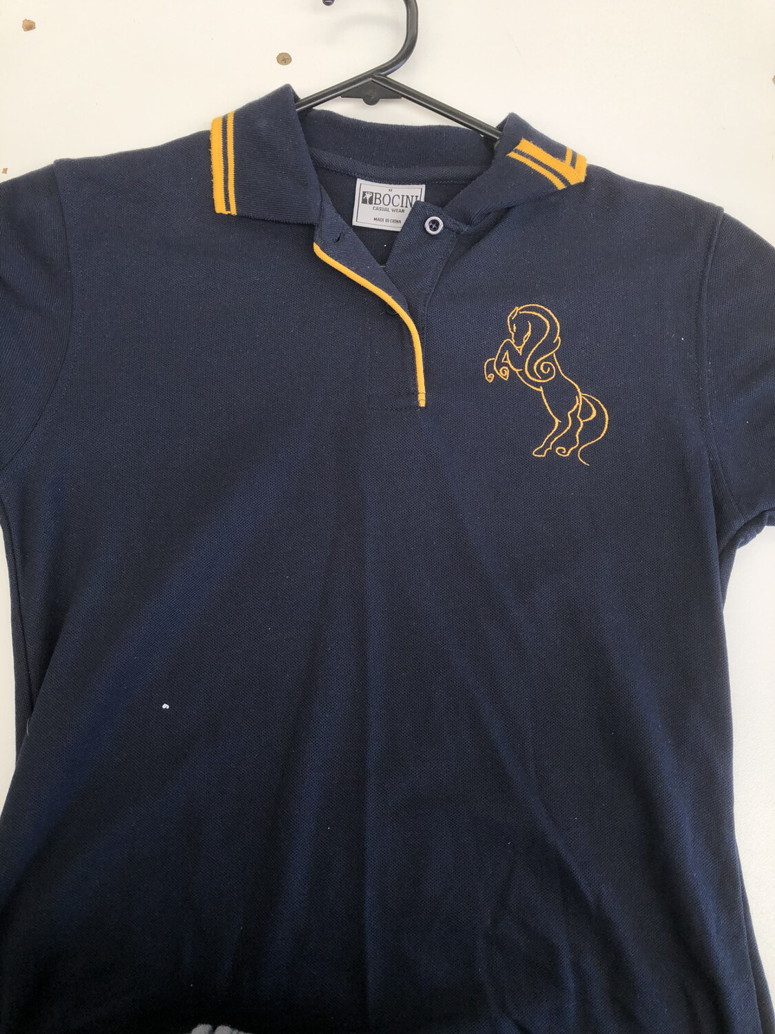 Ladies Size 8 Polo Rearing Horse