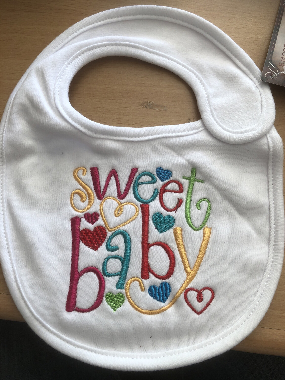 Sweet Baby Bib