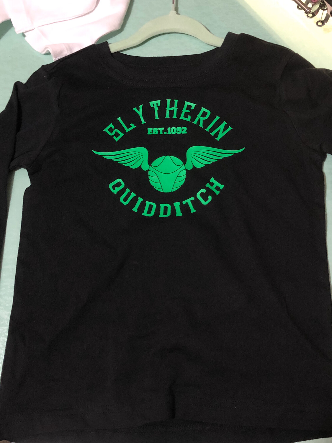Slytherin Quidditch Harry Potter Baby Romper
