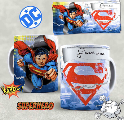 Super man Coffee mug