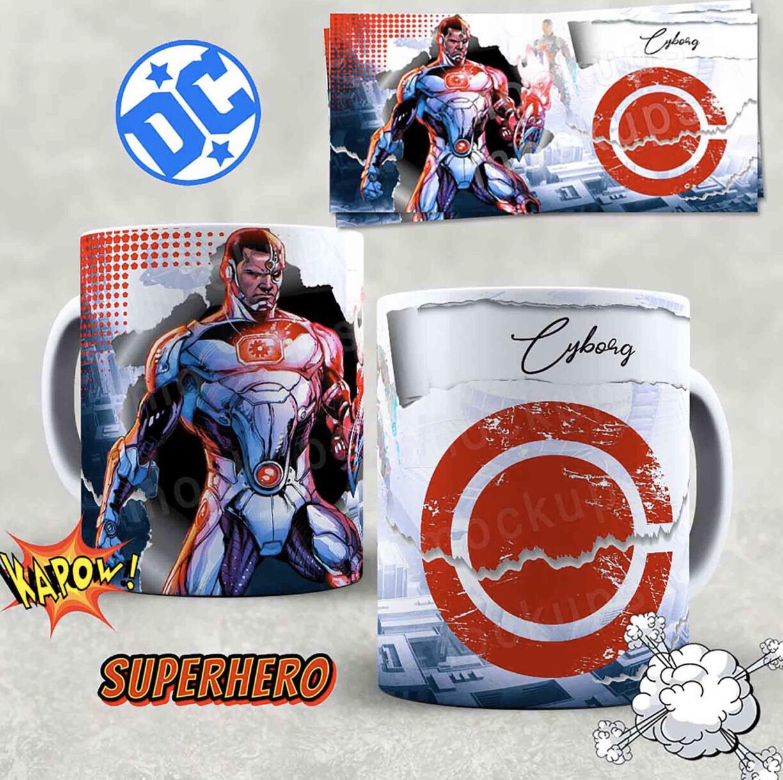 Cyborg Coffee mug