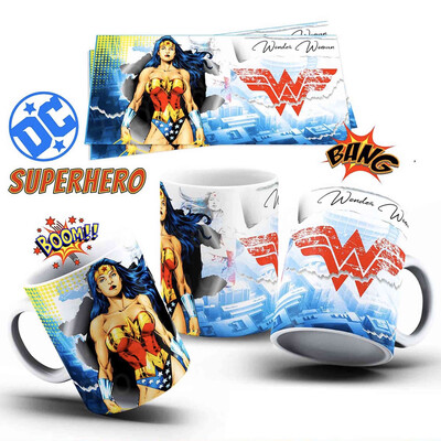 Wonder Women Coffee mug