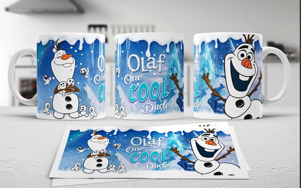 Frozen Olaf Coffee mug