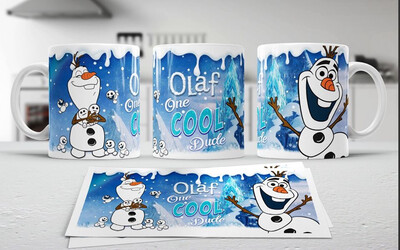 Frozen Olaf Coffee mug