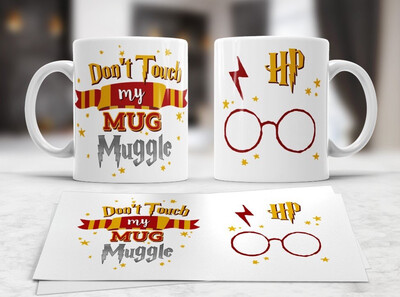 Harry Potter Muggle Mug