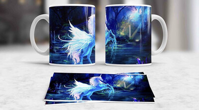 Fantasy Unicorn Coffee mug
