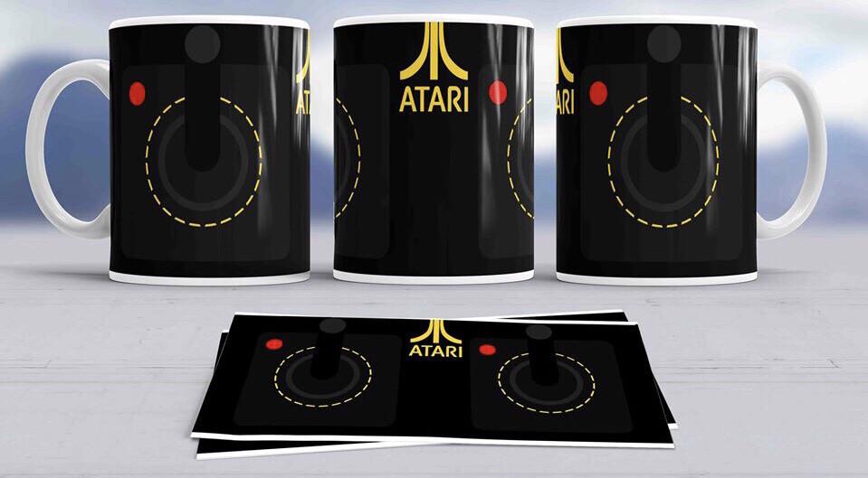 Atari Coffee mug
