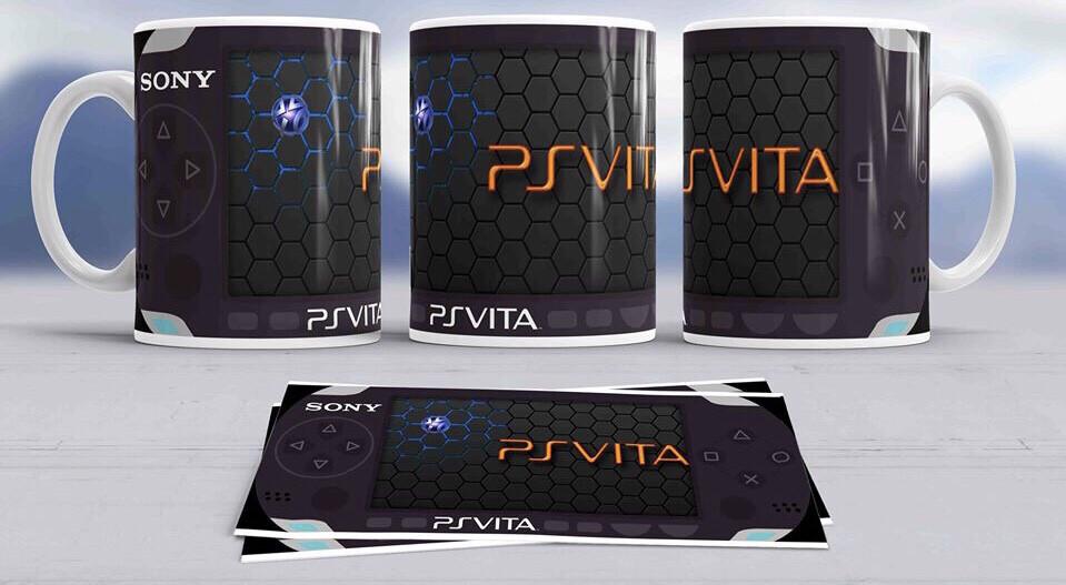 PS Vita mug