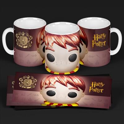 3D Ronald Weasley  Coffee mug