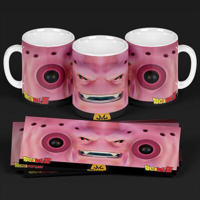 3D Dragon Ball Z Coffee Mug