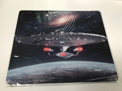 Star Trek Enterprise Mouse Pad