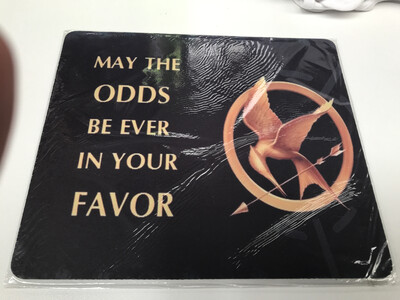 Hunger Games Mouse Pad