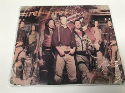 Firefly Mouse Pad