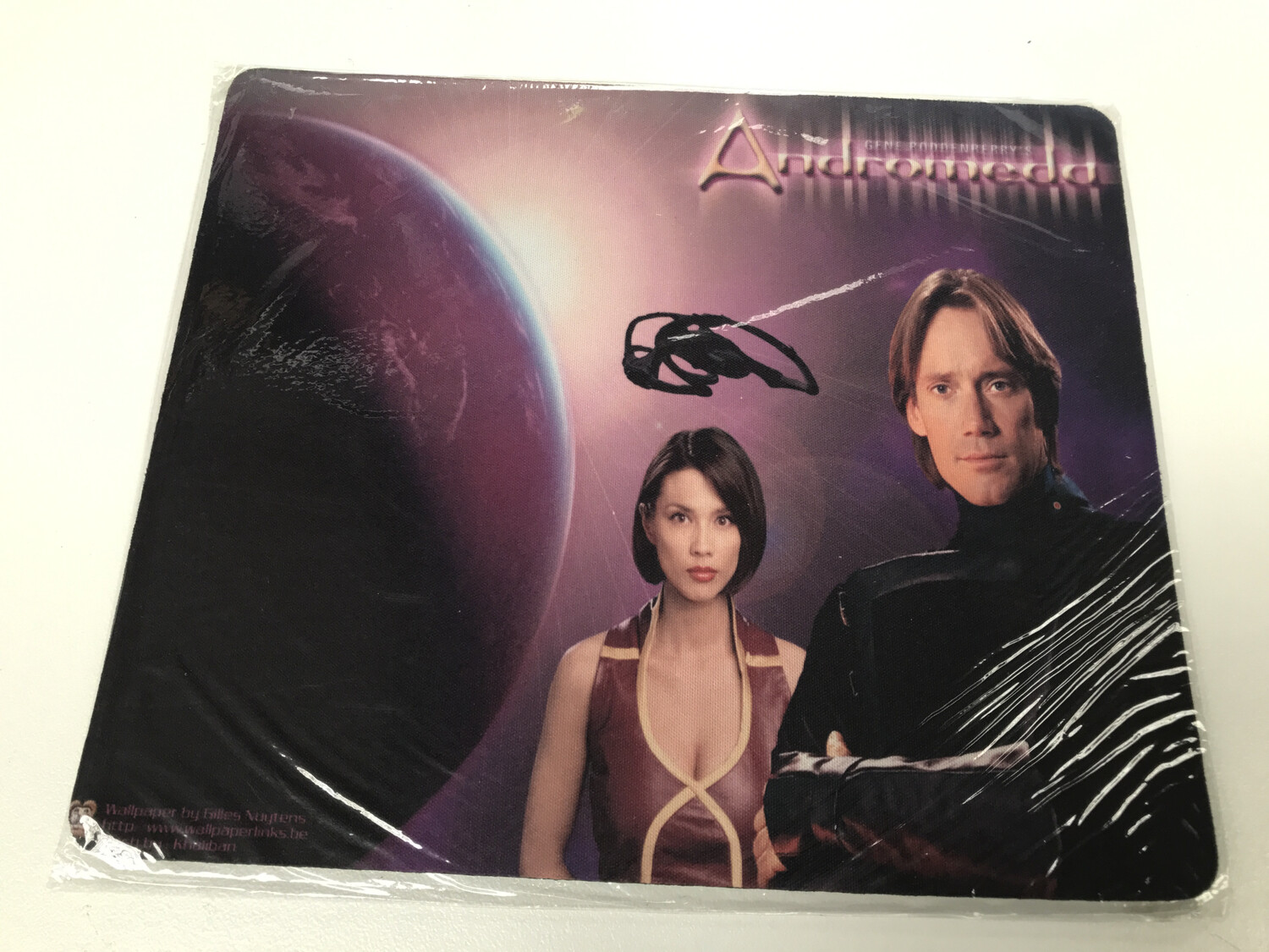 Andromeda Mouse Pad