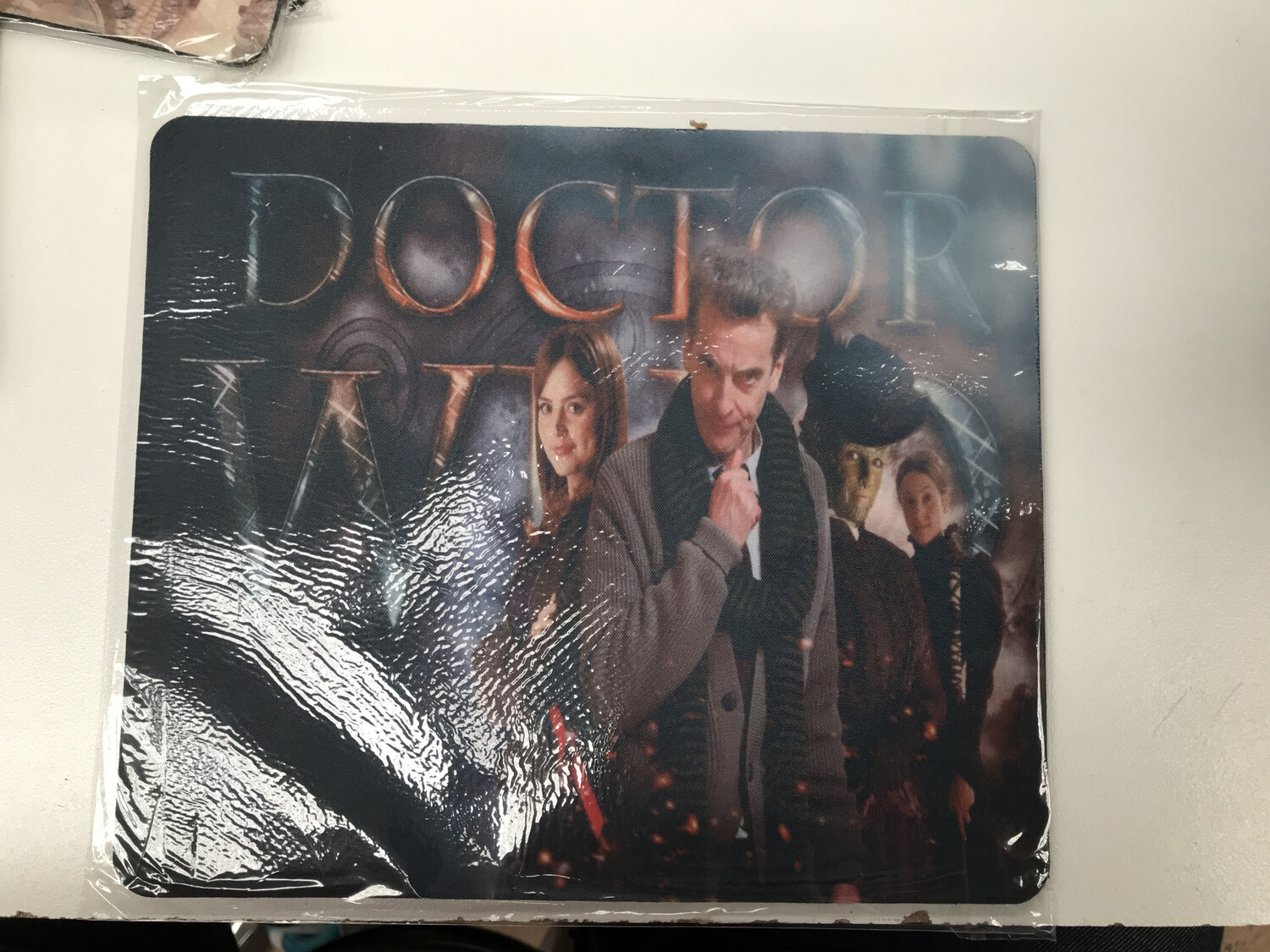 Dr Who Mouse Pad