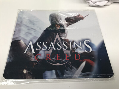Assassins Creed Mouse Pad