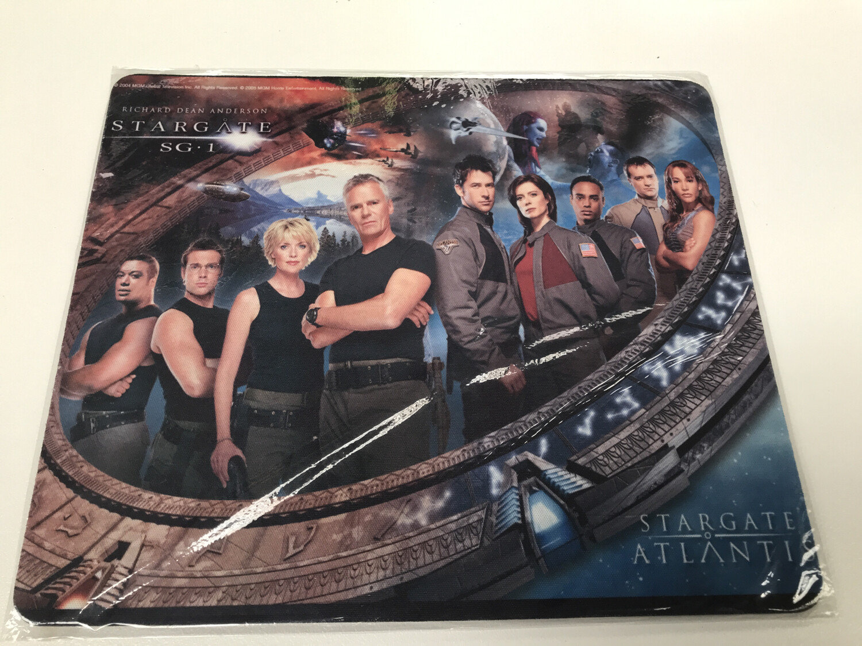 Stargate Mouse Pad