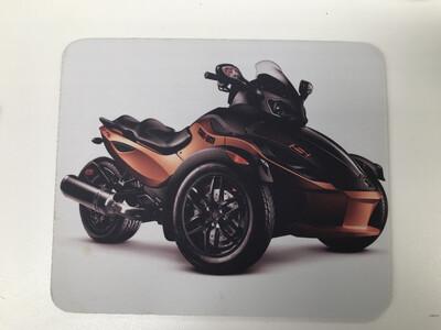 Motorbike Mouse Pad