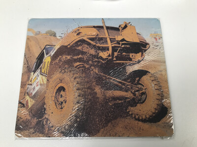 4WD Mouse Pad
