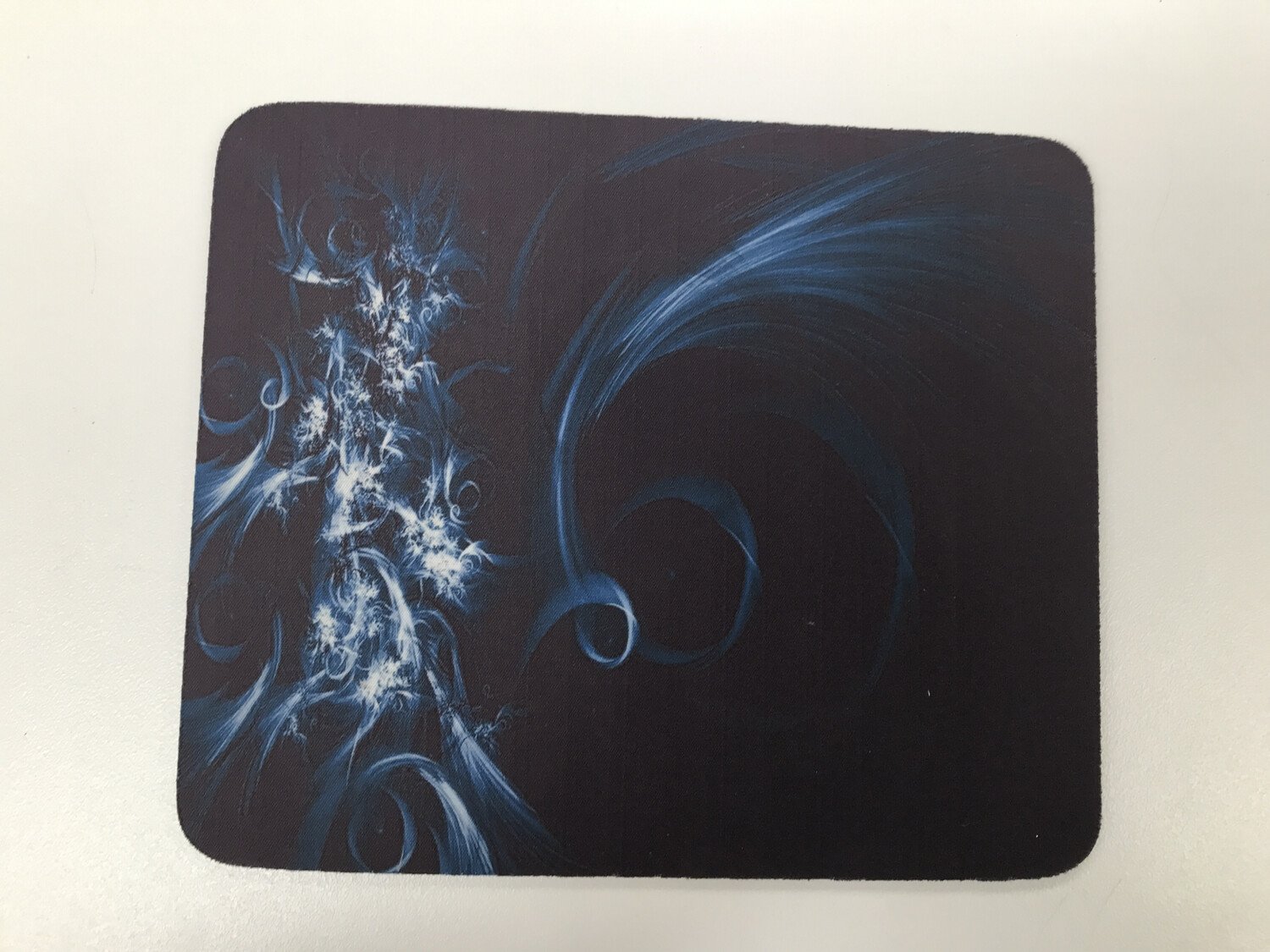 Cool Blue Mouse Pad