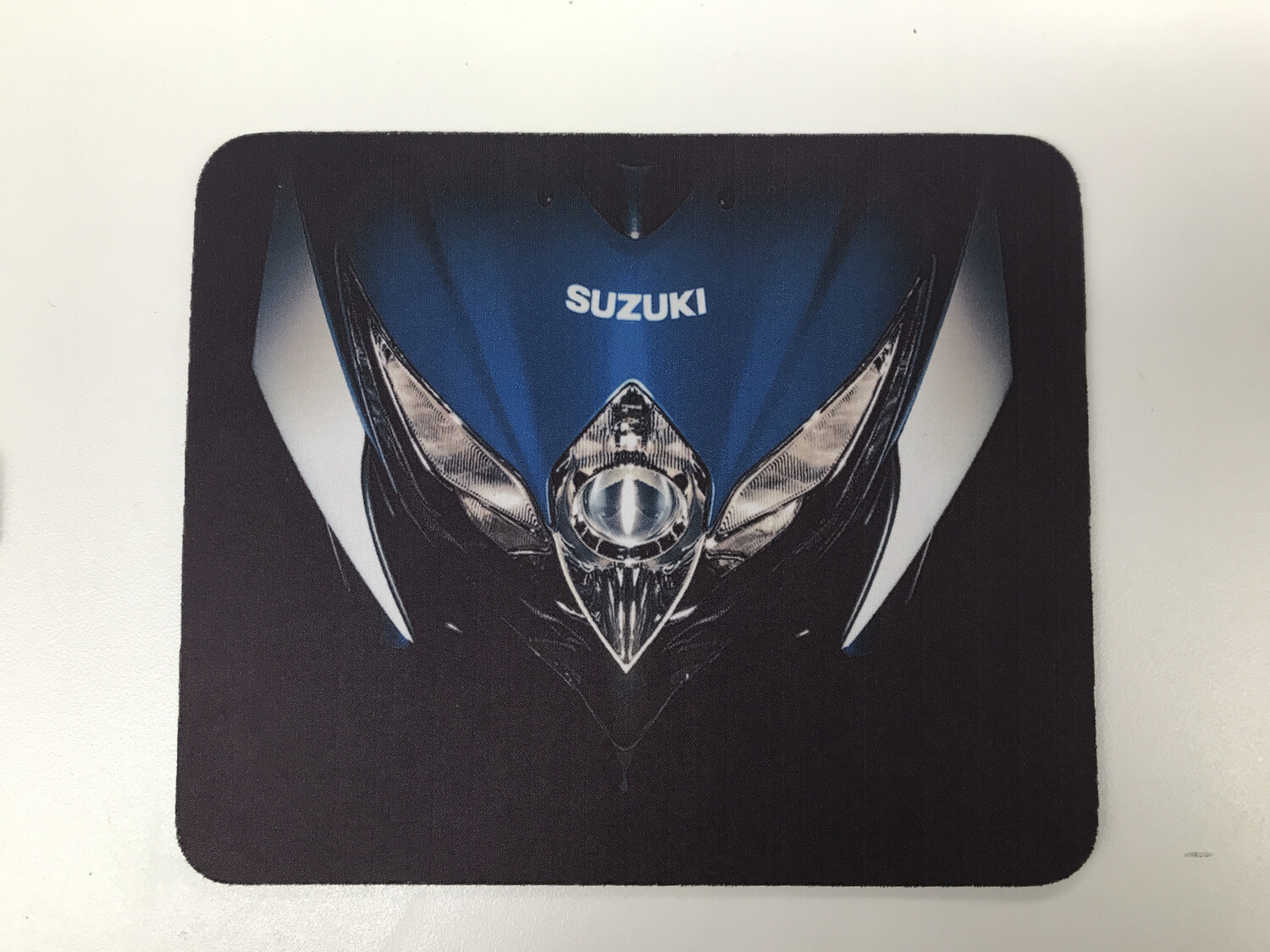 Motorbike Mouse Pad