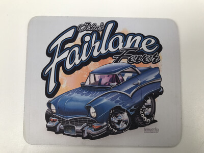 Car Mouse Pad