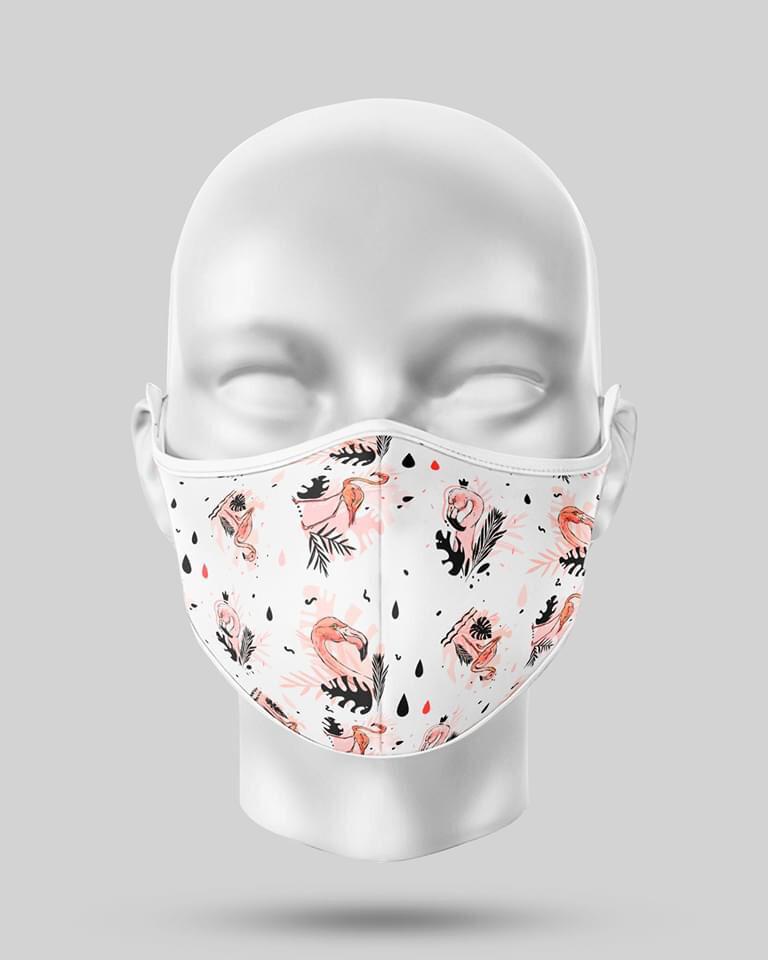 Pink Floral 1