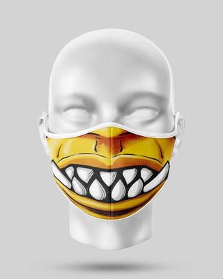 Yellow Teeth Mask