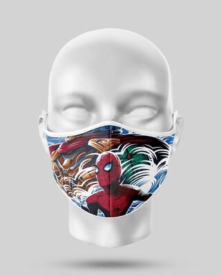 Spider-Man Mask