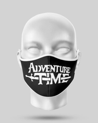 Adventure Time Mask