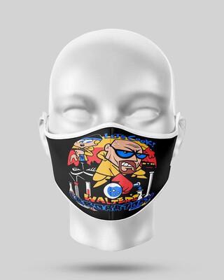 Breaking Bad Cartoon Mask