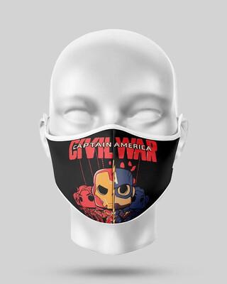 Avengers Civil War Mask