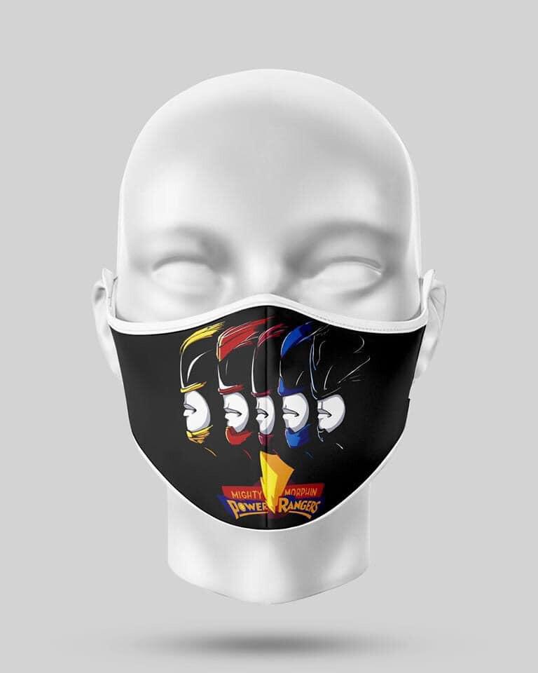 Power Rangers Mask