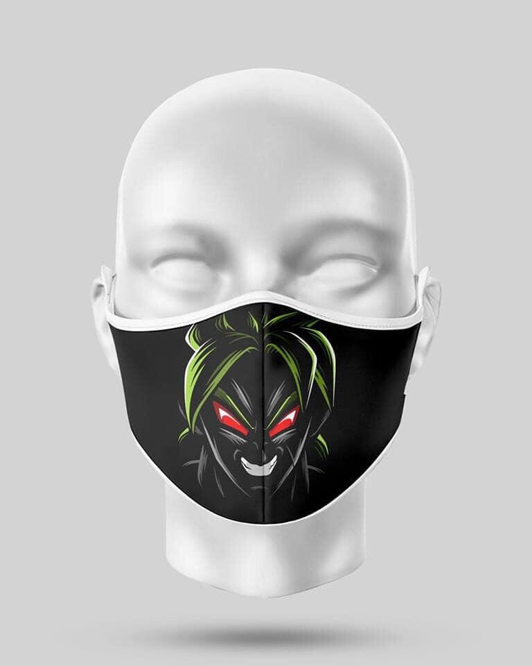 Dragon Ball Z Mask