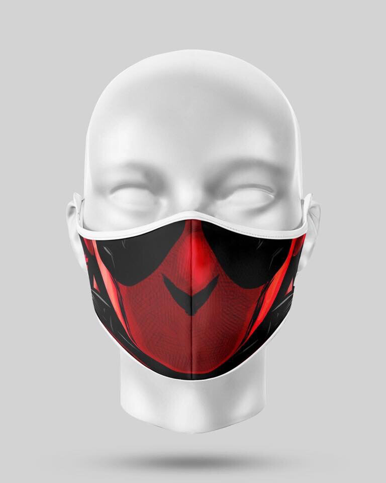 Dead pool Face Mask