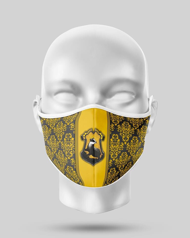 Hufflepuff Mask